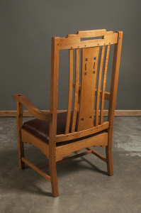 sitting chair back